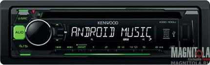 CD/MP3-ресивер с USB Kenwood KDC-100UG