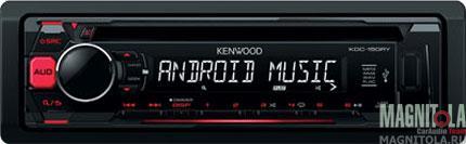 CD/MP3-ресивер с USB Kenwood KDC-150RY
