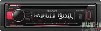 CD/MP3-ресивер с USB Kenwood KDC-151RY
