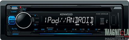 CD/MP3-ресивер с USB Kenwood KDC-200UB