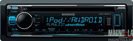 CD/MP3-ресивер с USB Kenwood KDC-300UV