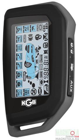 ваз 2110 kgb fx-8 инструкция установке по на