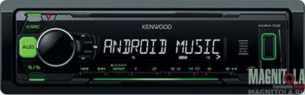 Бездисковый ресивер Kenwood KMM-102GY