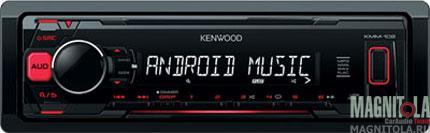 Бездисковый ресивер Kenwood KMM-102RY