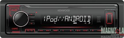 Бездисковый ресивер Kenwood KMM-204