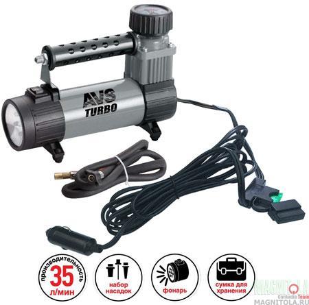 Автомобильный компрессор AVS KS 350L