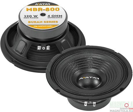 Мидбас Avatar MBR-800