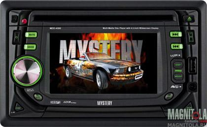 2DIN мультимедийный центр Mystery MDD-4300