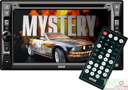2DIN мультимедийный центр Mystery MDD-6240S