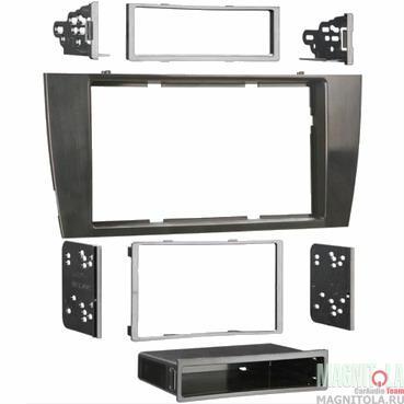 Переходная рамка 2/1 DIN для автомобилей X/S-Type MeTra 99-9501G