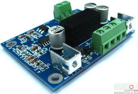 Стабилизатор питания для процессоров 2x4 Kit и 2х4 Kit Box miniDSP Isolator