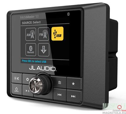 Ресивер для водного транспорта JL Audio MM50