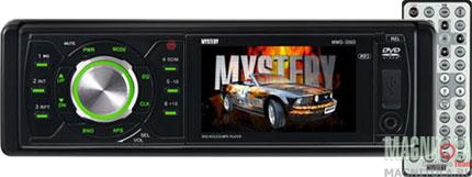 DVD-ресивер со встроенным ЖК-дисплеем Mystery MMD-3003