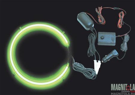 Неоновое кольцо для подсветки сабвуфера Mystery MNR-10.G
