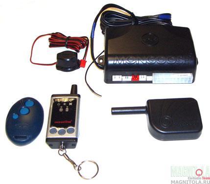 Автомобильная сигнализация Mongoose DX-3DS