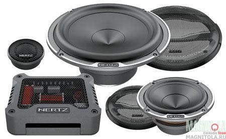 Компонентная акустическая система Hertz MPK 163.3