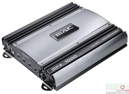 Усилитель MacAudio MPX 1000