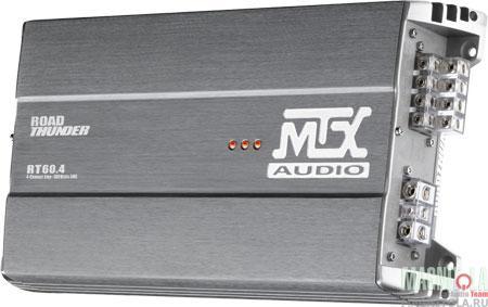 Усилитель MTX RT60.4