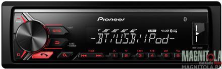 Бездисковый ресивер с поддержкой Bluetooth Pioneer MVH-390BT