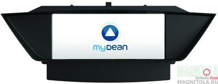 Мультимедийная система для штатной установки, с навигацией для BMW X1 MyDean 1219