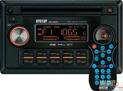 2DIN CD/MP3-ресивер с USB Mystery MCD-959MPU