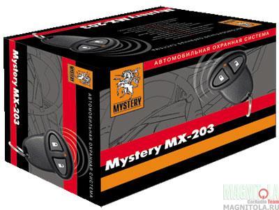 Сигнализация мистери mx 203 инструкция