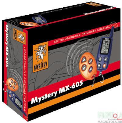 Страница 19/24] руководство: автосигнализация mystery mx-605.