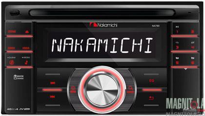 2DIN CD/MP3-ресивер с USB Nakamichi NA780