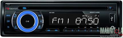 CD/MP3-ресивер с USB Nakamichi NA100R