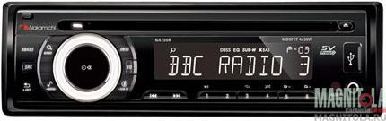 CD/MP3-ресивер с USB Nakamichi NA200R
