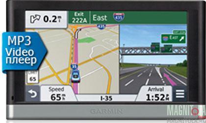 GPS-навигатор Garmin nuvi 2597LMT (карты России)