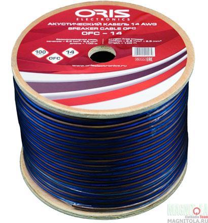 Акустический кабель Oris Electronics OFC-14