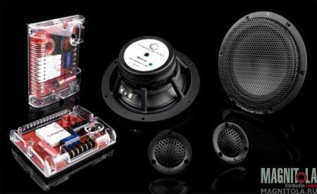 Компонентная акустическая система Crescendo Opus 3