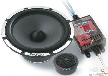 Компонентная акустическая система Focal P 165 V15