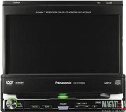 Panasonic cq-vx100w5 инструкция по установке распиновка