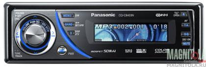 Panasonic Cq-c8403n инструкция - фото 2