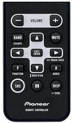 Пульт ДУ Pioneer CD-R320