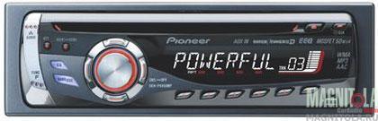 CD/MP3-ресивер Pioneer DEH-P4950MP