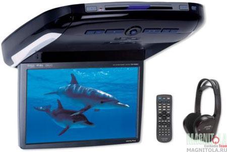 Потолочный монитор с DVD-проигрывателем Alpine PKG-2100P