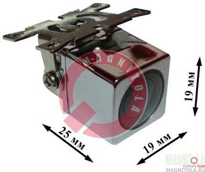 Камера заднего вида Pleervox PLV-CC-201