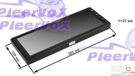 pleervox plv-mir-43 Мониторы для камер заднего вида
