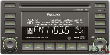 2DIN CD/MP3-ресивер Prology CMD-225
