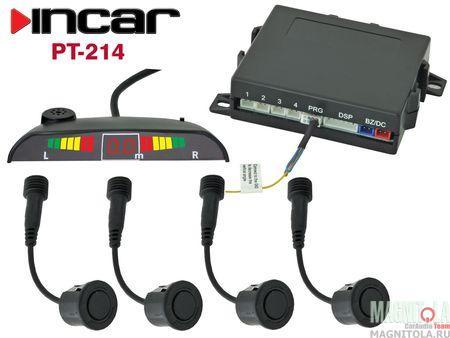 Парковочный радар INCAR PT-214M
