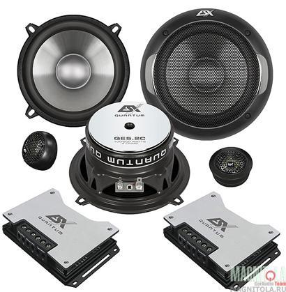 Компонентная акустическая система ESX QE5.2C