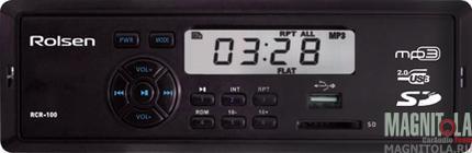 Бездисковый ресивер Rolsen RCR-100B