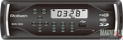 Бездисковый ресивер Rolsen RCR-102G