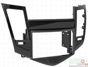 Переходная рамка 2DIN для автомобилей Chevrolet Cruze INTRO RCV-N08