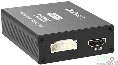DVB-T2-ресивер Rolsen RDB-2040