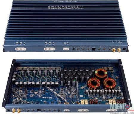 Усилитель Soundstream REF1.