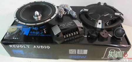 ������������ ������������ ������� REVOLT by Audio Art ML 6.2